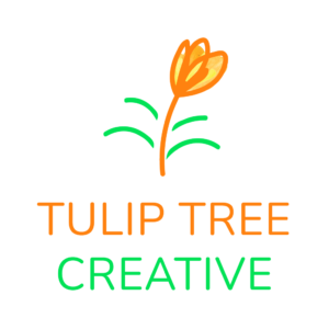 Tulip Tree Creative Logo