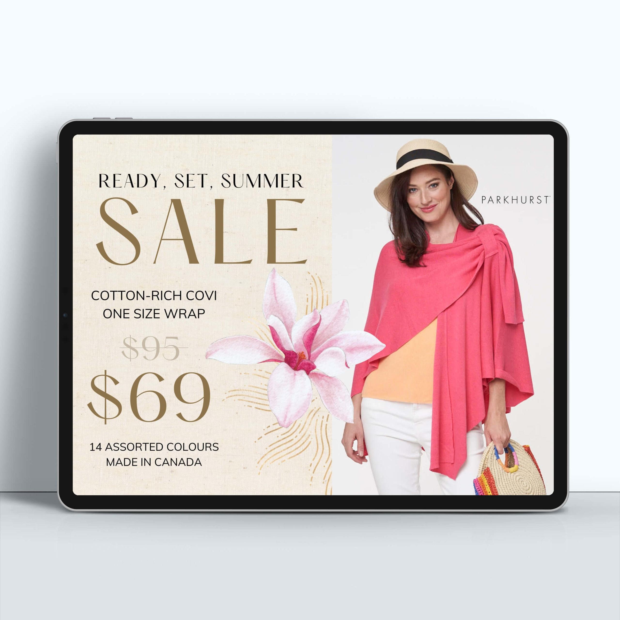 Arezzo Email Marketing Graphic Design
