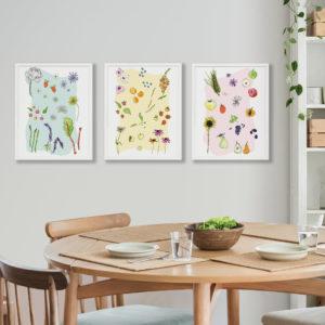 Seasonal Art Prints
