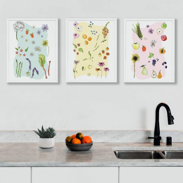 Wildflower Art Prints and Cards